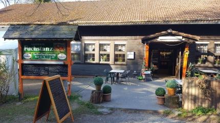 Lokal Taunus, Restaurant Königstein, Anitas Fuchstanz
